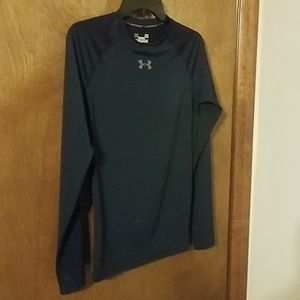 Under Armour Heat Gear Long Sleeve M
